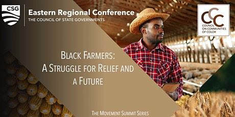 Black Farmers: A Struggle for Relief and a Future tickets