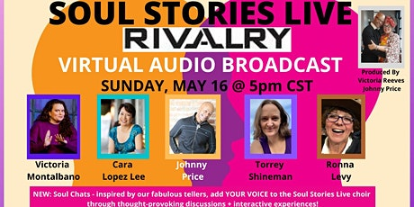 Soul Stories Live: RIVALRY tickets