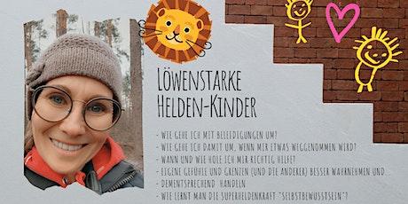 Helden-Kinder | Selbstbehauptungs- und Resilienztraining für Kinder Tickets