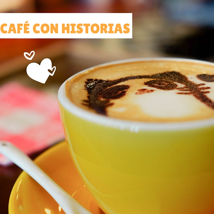 """Imagen de Casos policiales en """"Un Café con historias"""" por zoom"""