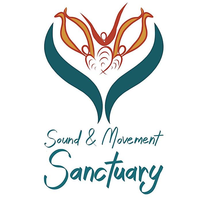 Workshop Therapeutic Hatha Yoga, Somatic & Sound Meditation on Zoom image