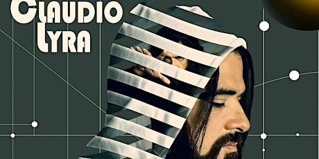 Claudio Lyra - Vale da Realidade - Show on-line de lançamento ingressos