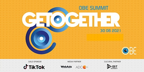 OBE Summit 2021 - GET TOGETHER biglietti