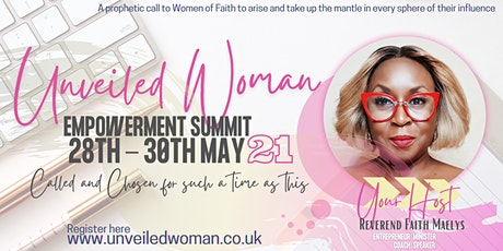 Unveiled Woman 21 - Empowerment and Leadership Summit tickets