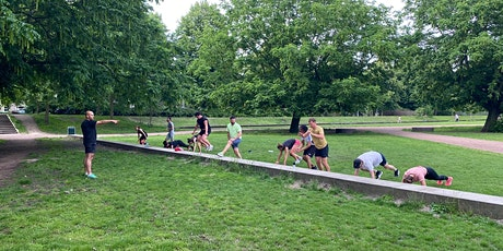 Bootcamp with Team Motivation Amsterdam at a safe distance! tickets