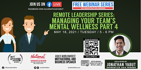How to Manage Mental Wellness of Your Employees, Part 4 tickets
