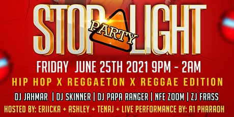 Dj Jahmar's Stop Light Party Tucson tickets