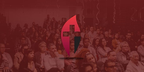 Culto Público Chama Viva Leça | 09MAI2021 | 18H00 tickets