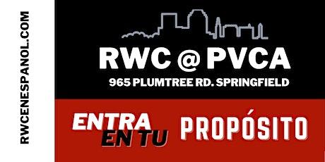 1pm Servicio de RWC en Español tickets