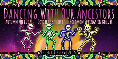Dancing With Our Ancestors - Autumn Meet 2021 tickets