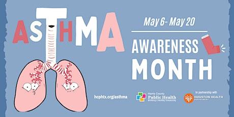 ASTHMA 101 tickets