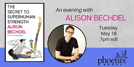 An evening with Alison Bechdel: The Secret to Superhuman Strength tickets