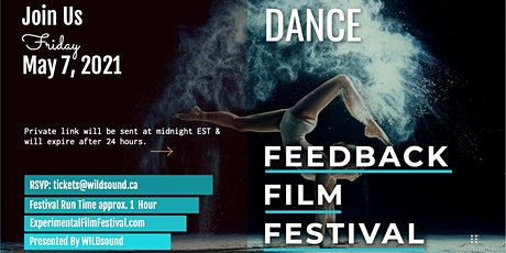 DANCE (FREE) Virtual Film Festival | Stream  Friday all day. 1 hour show tickets