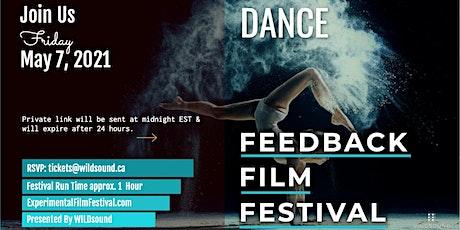 DANCE (FREE) Virtual Film Festival | Stream  Friday all day. 1 hour show ingressos