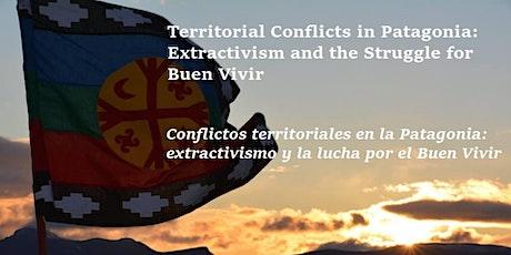 Territorial Conflicts in Patagonia entradas