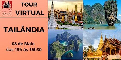 TOUR VIRTUAL: TAILÂNDIA ingressos