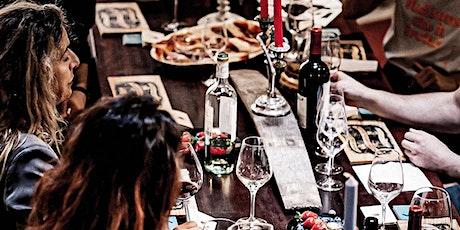 Dégustation animée de vins et spiritueux billets