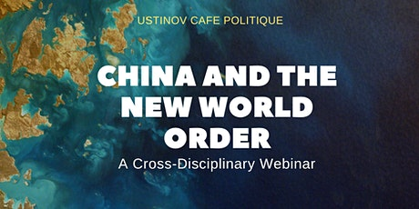 China and the New World Order tickets