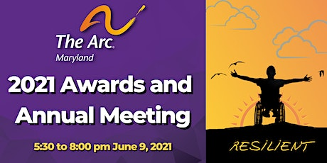 The Arc Maryland Awards and Annual Meeting tickets
