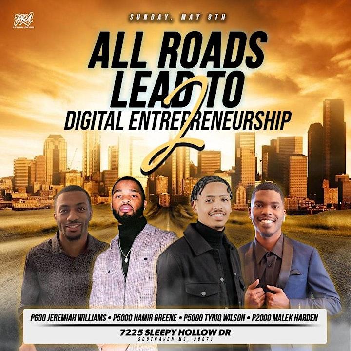 All Roads Leads To Digital Entrepreneurship image