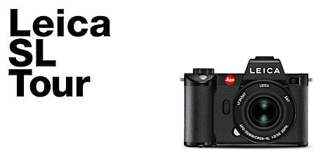 Leica SL Tour au Leica Store Marseille billets