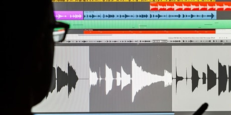 Learn Audio Editing with Audacity tickets