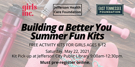 Jefferson City Public Library Summer Fun Kits tickets