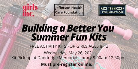 Dandridge Memorial Library Summer Activity Kits tickets