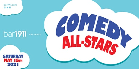 PEI COMEDY ALL-STARS tickets