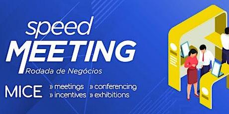 Speed Meeting MICE Virtual - 27/maio ingressos