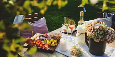 Spring Garden Party with Wine & Cheese tickets