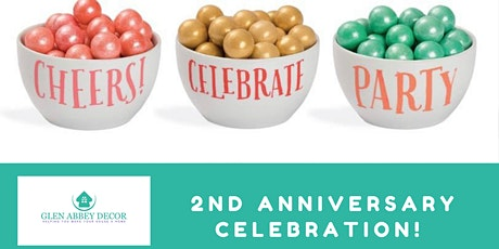 2nd Anniversary Celebration! tickets