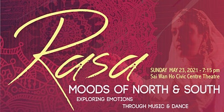RASA - Moods of North & South tickets