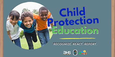 Identifying and Reporting Child Abuse and Neglect in a Virtual Space tickets