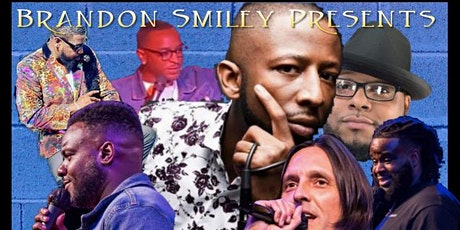Brandon Smiley Presents Cartel Comedy Show tickets