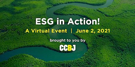 ESG in Action tickets
