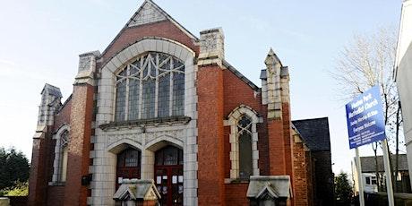 Heaton Park Sunday Worship tickets