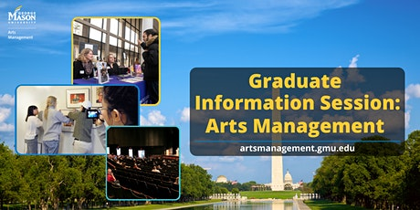 Graduate Information Session: Arts Management tickets