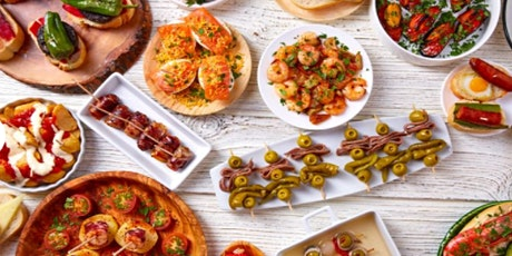 In-Person Class: Spanish Tapas Party with An Award-Winning Chef (DC) tickets
