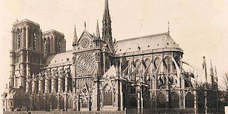 Notre‐Dame de Paris : la future restauration billets