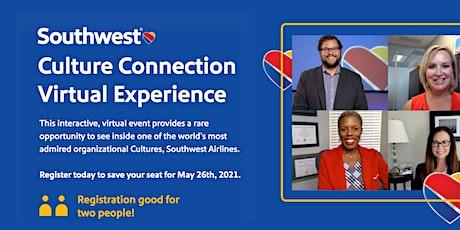 Virtual Southwest Culture Connection Event tickets