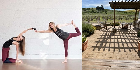 Wine + Yoga at Cuvaison tickets