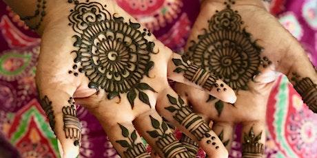 Henna Design Creation for Teen Grades 6-12 tickets