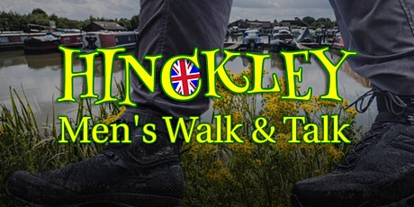 May 2021 Walk & Talk tickets