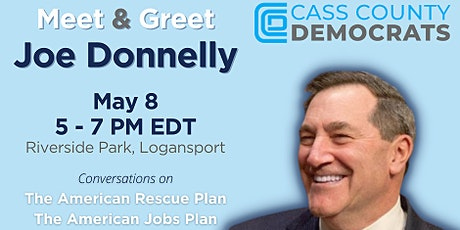 Meet & Greet with Joe Donnelly! tickets
