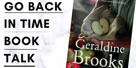 Go Back in Time Book Talk tickets