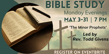 SJBC Bible Study tickets