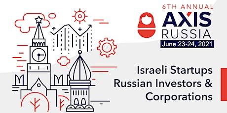 Axis Russia 2021: Virtual Venture Capital Summit tickets