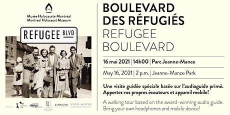 Boulevard des Réfugié.es | Refugee Boulevard billets