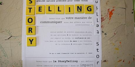 Fabriquer son Storytelling billets